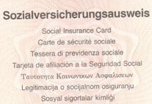 neuen sozialversicherungsausweis beantragen