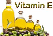 wo ist vitamin e enthalten